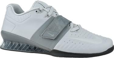 Nike Romaleos 3XD Shoes AO7987 010 White/Grey 47
