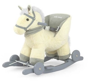 Milly Mally Rocking Horse Polly Beige