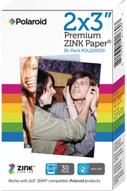 Polaroid 2x3 Premium ZINK Photo Paper 30 Sheets