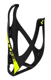 Cube Bottle Cage HPP Matt Black/FlashYellow