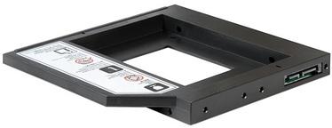 "Delock Slim SATA 5.25"" Installation Frame For 2.5"" HDD"