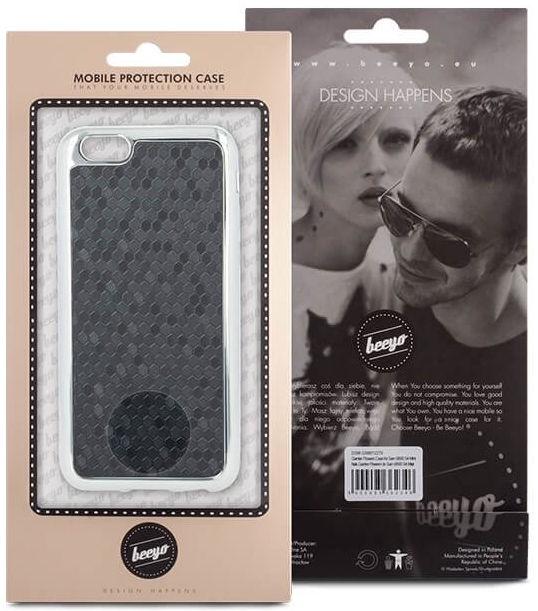 Beeyo Prestige Back Case For Samsung Galaxy S6 Black