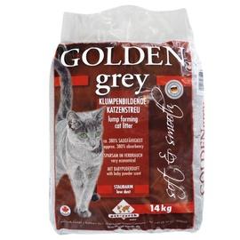 Kaķu pakaiši Golden Grey Soft&Smooth Cats Litter 14l