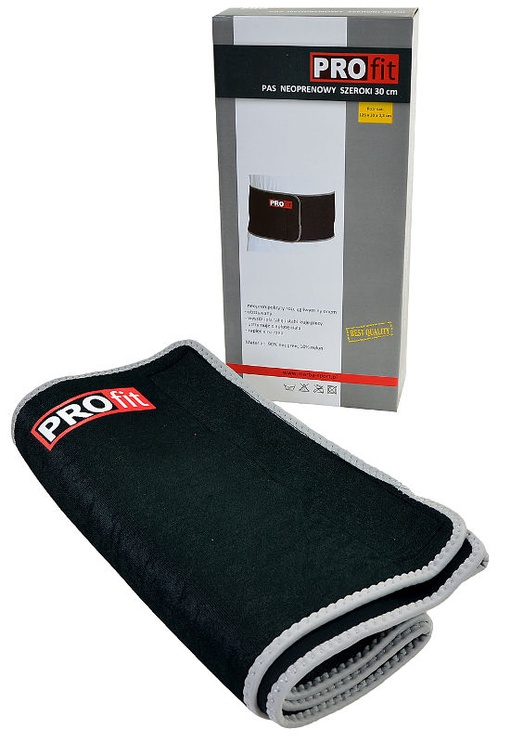 PROfit Neoprene Belt 125cm Black