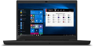 Lenovo ThinkPad P15v Black 20TQ0050MH