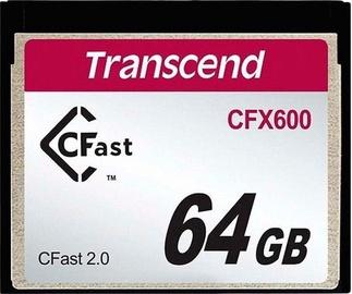 Transcend CompactFlash CFX600 64GB