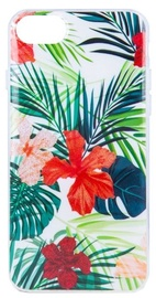 Mocco Spring Back Case For Apple iPhone 6 Plus/6s Plus Red Lilly