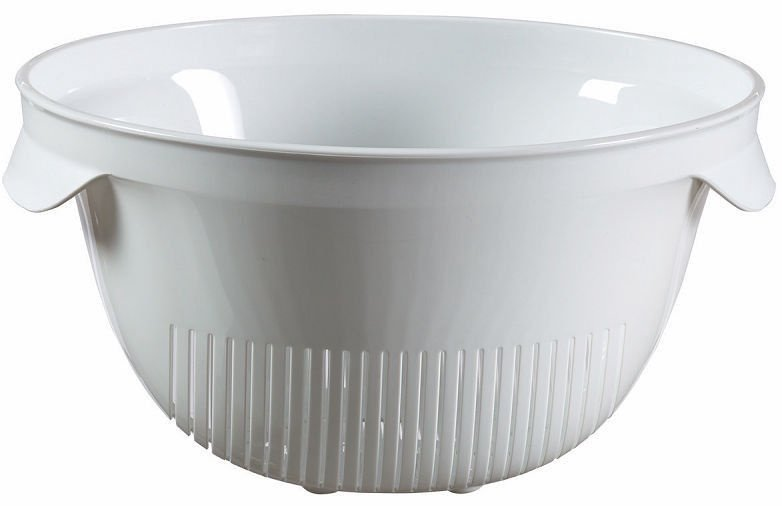 Curver Colander Kitchen Essentials White