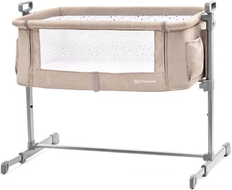 Детская кроватка KinderKraft Neste Up Beige Melange