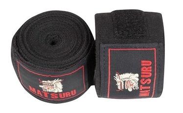 Matsuru Box Elastic Bandage Black 3m 2pcs