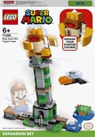 Konstruktors LEGO Super Mario™ Bosa Sumo Bro torņa gāšanas paplašinājuma maršruts 71388, 231 gab.