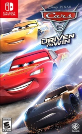Disney Pixar Cars 3: Driven to Win SWITCH