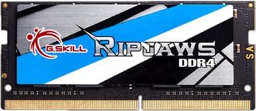 Operatīvā atmiņa (RAM) G.SKILL RipJaws F4-3200C18D-32GRS DDR4 (SO-DIMM) 8 GB CL16 3200 MHz
