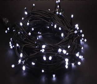 Elektriskā virtene Niveda Outdoor LED 100 Blue + White Flashing