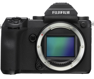 Sistēmas fotoaparāts Fujifilm GFX 50S
