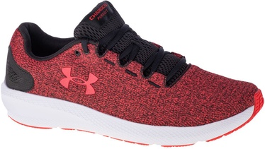 Under Armour Charged Pursuit 2 Twist 3023304-003 Black/Red 44.5