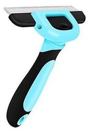 Ķemme FurTrim Dog & Cat Comb Blue 66mm