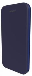 Evelatus Book Case For Samsung Galaxy J4 Plus Dark Blue