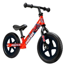 Балансирующий велосипед Disney 9944, красный, 12″