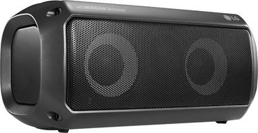 Bezvadu skaļrunis LG PK3 Black, 8 W