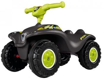 Детская машинка BIG Bobby Quad, черный/зеленый