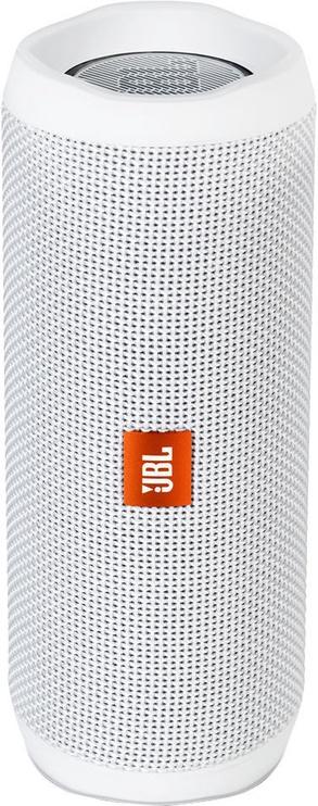 JBL Flip 4 Bluetooth Speaker White