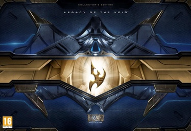 StarCraft II: Legacy of the Void Collector's Edition PC