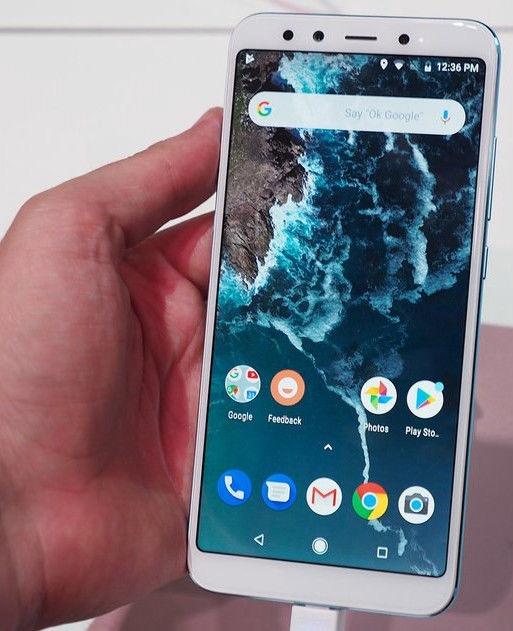Xiaomi Mi A2 4/64GB Dual Blue
