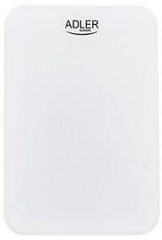 Электронные кухонные весы Adler AD 3167w, белый