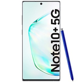 Mobilais telefons Samsung Galaxy Note10+ 5G, sudraba, 12GB/256GB