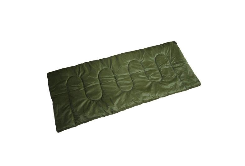 Спальный мешок Royokamp 201001 Green, правый, 170 см