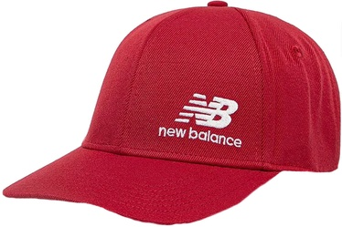 New Balance Snapback Cap MH934317RDP Red
