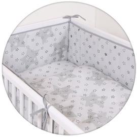 Ceba Baby Bedding Set 3pcs Stars Grey
