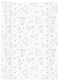 Ceba Baby Soft Changing Mat Short Dream Roll Over White