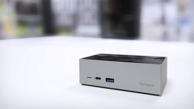 Targus Thunderbolt 3 DV4K Docking Station with Power (поврежденная упаковка)