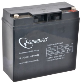 Gembird Battery 12V 17AH for UPS