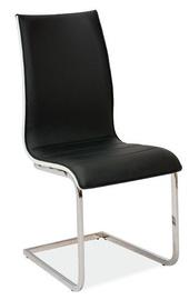 Стул для столовой Signal Meble H133 White/Black, 1 шт.