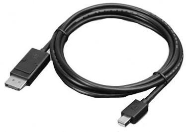 Lenovo Mini-DisplayPort to DisplayPort Cable 2m