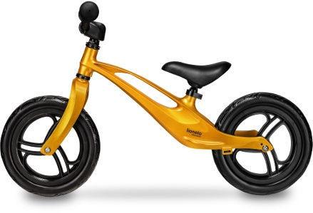 Līdzsvara velosipēds Lionelo Bart Gold