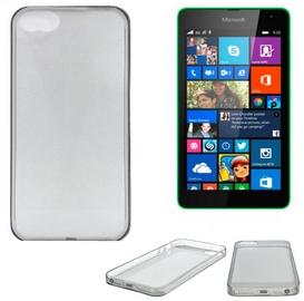 Telone Ultra Slim Back Case Microsoft 535 Lumia Black