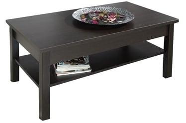 Журнальный столик Cama Meble Wenge, 1100x600x470 мм