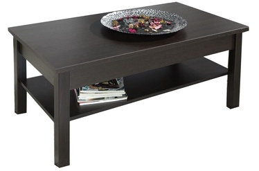 Kafijas galdiņš Cama Meble Wenge, 1100x600x470 mm