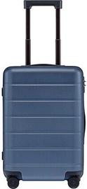 Чемодан Xiaomi Metal Carry-on Luggage, синий, 31 л, 203x383x551 мм