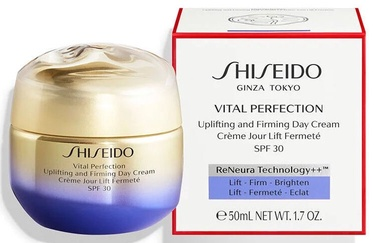 Shiseido Vital Perfection Uplifting & Firming Day Cream SPF30 50ml