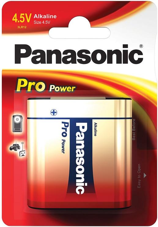 Panasonic battery 3LR12PPG 4.5 V