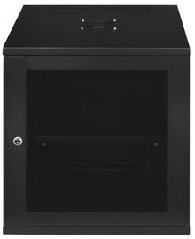 """LMS DATA Rack Cabinet 19"""" 12U CAB-W12U-EL550"""