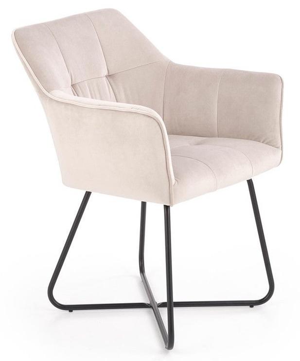 Halmar Chair K377 Beige
