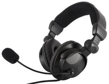 Игровые наушники Modecom MC-826 Hunter, черный