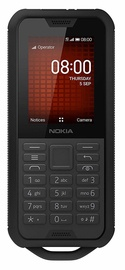 Nokia 800 Tough Dual Blak