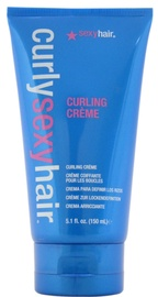 Sexy Hair Curly Sexyhair Curling Cream 150ml